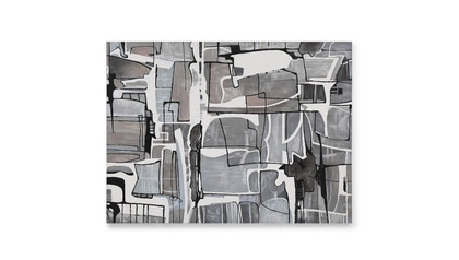 "Dynamic Exposure Canvas Art - 96"" x 70"""