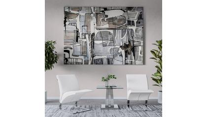 "Dynamic Exposure Canvas Art - 96"" x 70"""