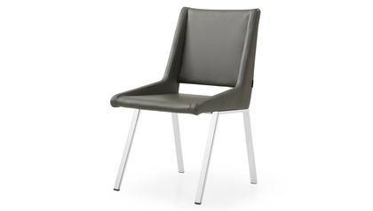 Fiore Dining Chair - Gray