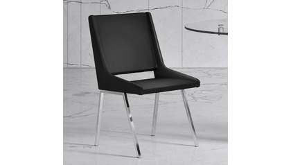Fiore Dining Chair - Black