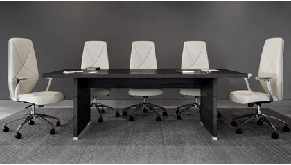 Ford Meeting Table - Black