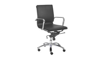 GunarPro Black Office Chair