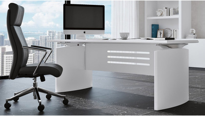 Harrison Desk - White