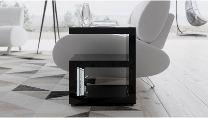 Jayden Side Table - Black