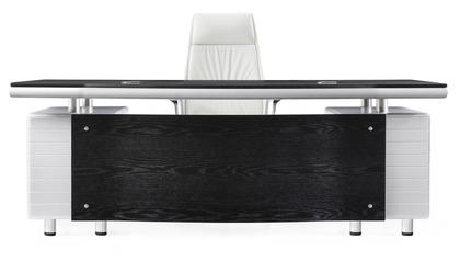 Kennedy Desk - Black