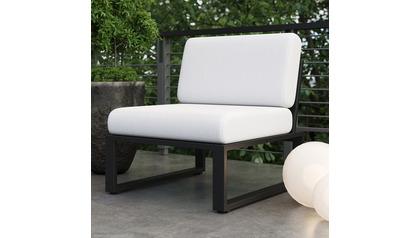 Kore Armless Chair