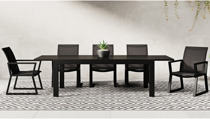 Lona Extension Dining Table