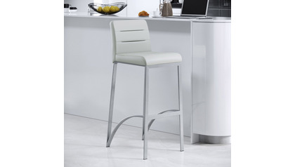 Lynx Bar Stool - Grey
