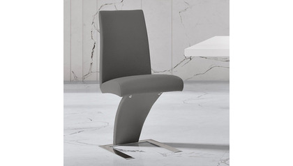 Mesa Dining Chair - Dark Grey