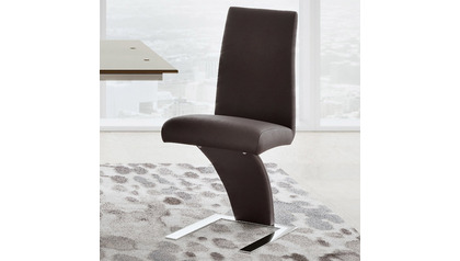 Mesa Dining Chair - Brown