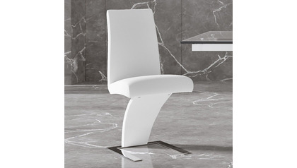 Mesa Dining Chair - White