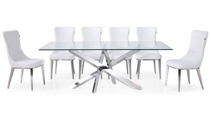 Cortez 79 Inch Dining Table