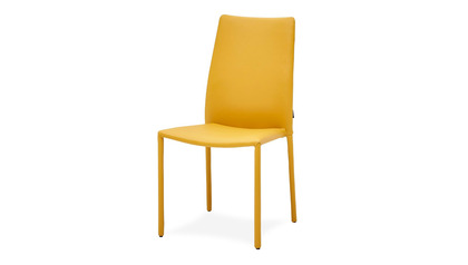 Noah Dining Chair - Yellow