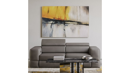"Rite of Passage Canvas Art - 72"" x 48"""
