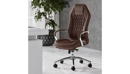 Sterling Leather Executive Chair
