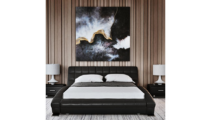 "Stratus Exploration Canvas Art - 60"" x 60"""