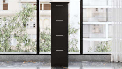 Taft Filing Cabinet - Black