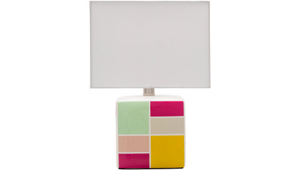 Amal Square Table Lamp