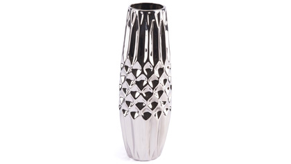 Anana Silver Vase Medium