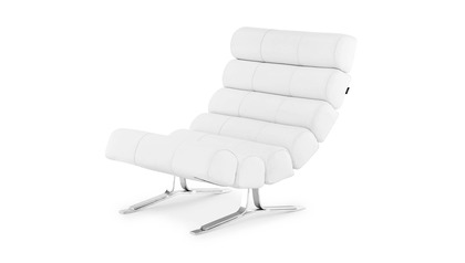 Astoria Lounge Chair White