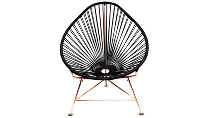 Baby Acapulco Chair - Copper Frame