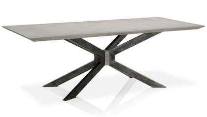 Beton 87 Inch Dining Table