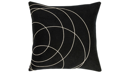 Bold Square Throw Pillow