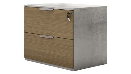 Brighton Lateral Filing Cabinet