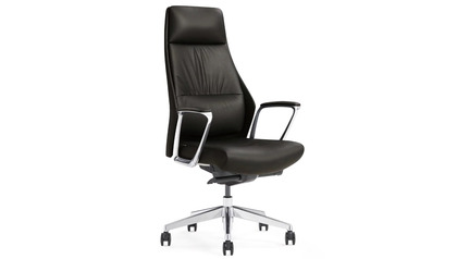 Burns Leather Executive Chair