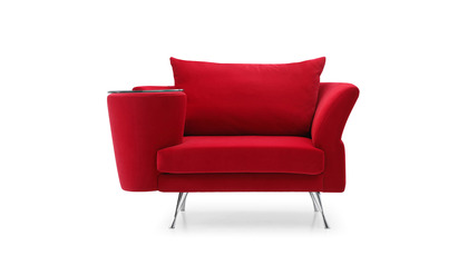 Cafe Chair - Red
