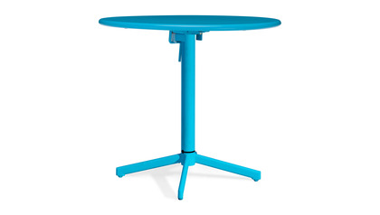 Capri Folding Round Table