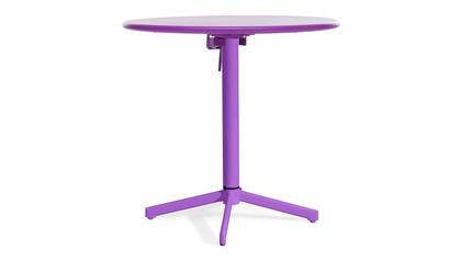 Capri Folding Round Table