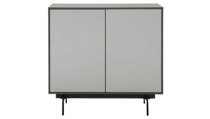 Cenny 2-Door Modular Storage Unit - High