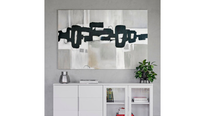 "Chain Unbroken Canvas Art - 72"" x 48"""