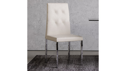 Charlotte Dining Chair - White