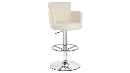 Cream Chateau Bar Stool