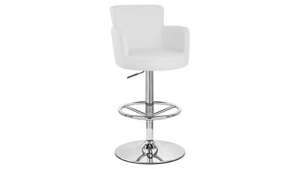 White Chateau Bar Stool