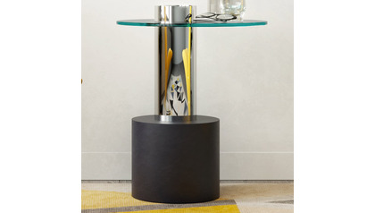Contour End Table