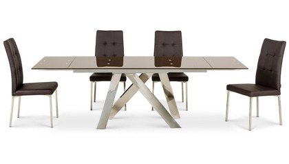 Cruz Dining Table Set - 6 Chairs
