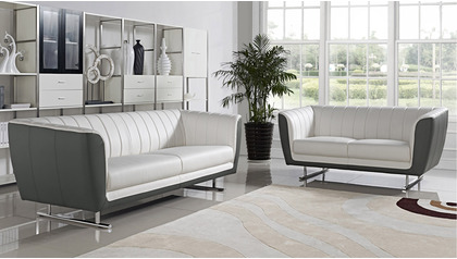Delta Sofa Set with Armchair
