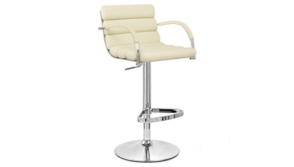Cream Ego Bar Stool