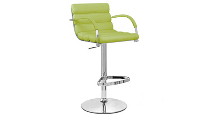 Lime Green Ego Bar Stool