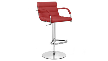 Red Ego Bar Stool
