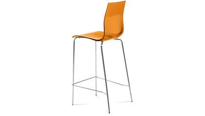Elle Barstool - Orange
