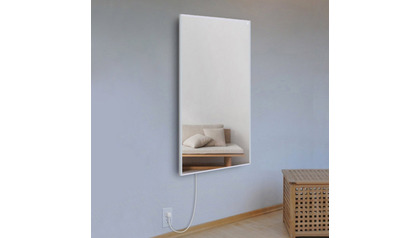 Ember Mirror Radiant Heating Panel
