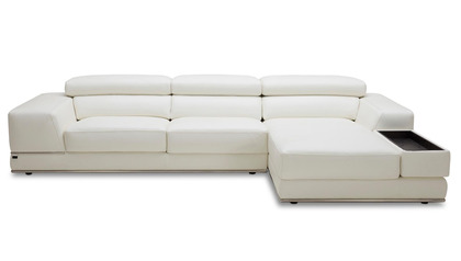 Encore Sectional - Ivory