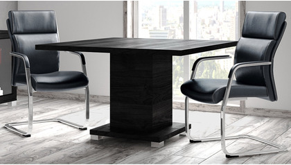 Ford Conference Table - Black