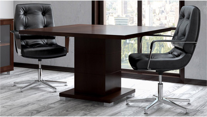 Ford Conference Table - Dark