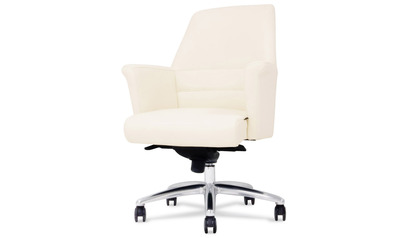 Geffen Leather Executive Chair