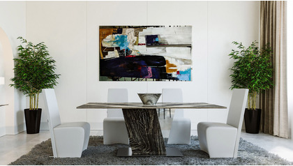 "Gravity in Balance Canvas Art - 72"" x 48"""